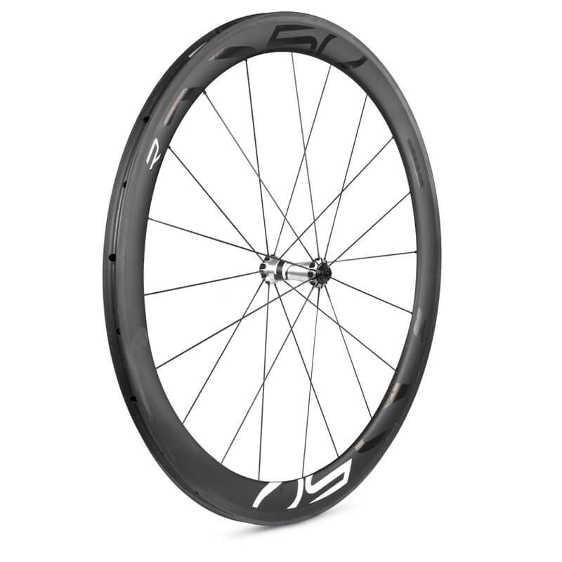 ruota per bici da corsa alto profilo